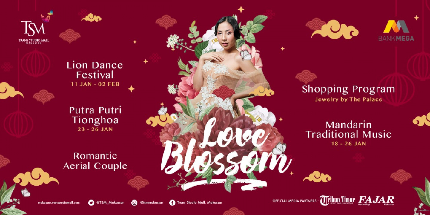 Newsletter January 2020 - Love Blossom