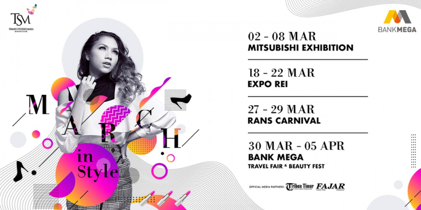 Newsletter Maret 2020 - March in Style
