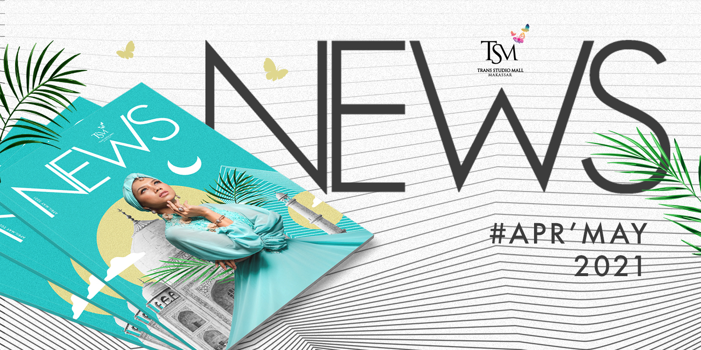 Newsletter April - May 2021 - Welcoming the month of Ramadan